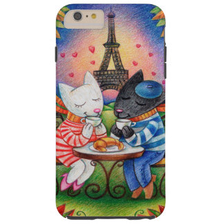 Париж Funda Resistente iPhone 6 Plus