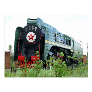 "паровозП36 ""победа"" Dampflokomotive P36 Postal"