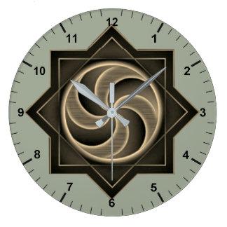 հավերժությաննշան armenio del reloj de la muestra