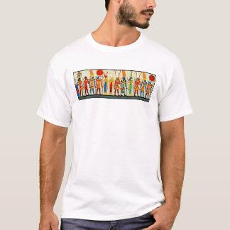 الفراعنةالمصرية egipcio antiguo de la camiseta de