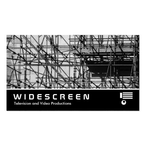 0471 con pantalla grande - Andamio Tarjetas De Visita