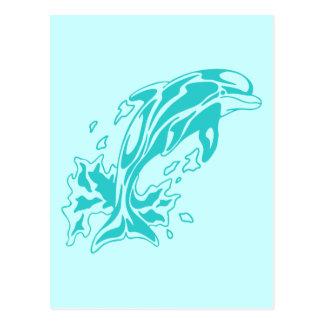 0613032011 Delfin (Animales) Postal