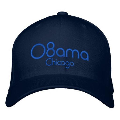08ama, Chicago Gorras Bordadas
