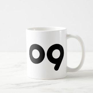 09 TAZA DE CAFÉ