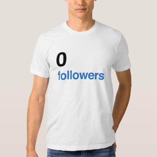0 seguidores - BK Camisetas