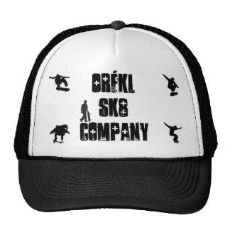 0rkl Sk8 Company - figuras del gorra del patín