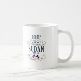 100a taza del aniversario de Sudán, Tejas
