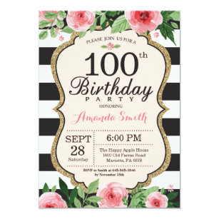 Invitaciones De Cumpleaños Las Mujeres Para Zazzlees