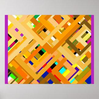 107 jGibney del color Frames2 los regalos de Póster