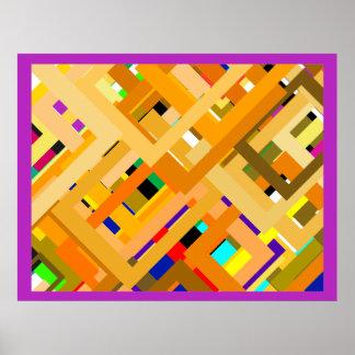 107 jGibney del color Frames3 los regalos de Póster