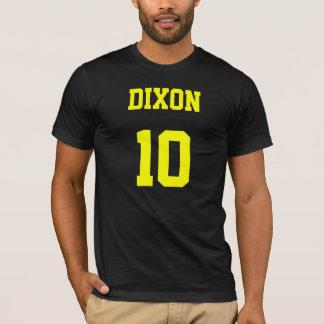 10, DIXON CAMISETA