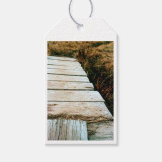 10 etiquetas naturales del regalo del puente etiquetas para regalos