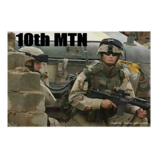 10mo MTN Póster