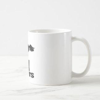 11 años de diseños del cumpleaños taza de café