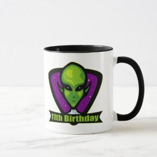 11mos regalos de cumpleaños del extranjero taza