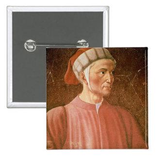 1265-1321) detalles de su busto, franco de Dante A Pins