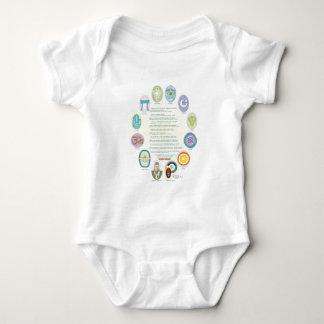 12Oraciones Por La Paz De Las Religiones Del Mundo Camiseta