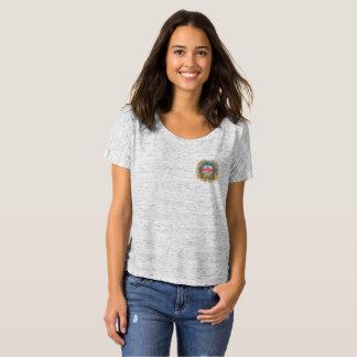 135o La camiseta de las mujeres del aniversario