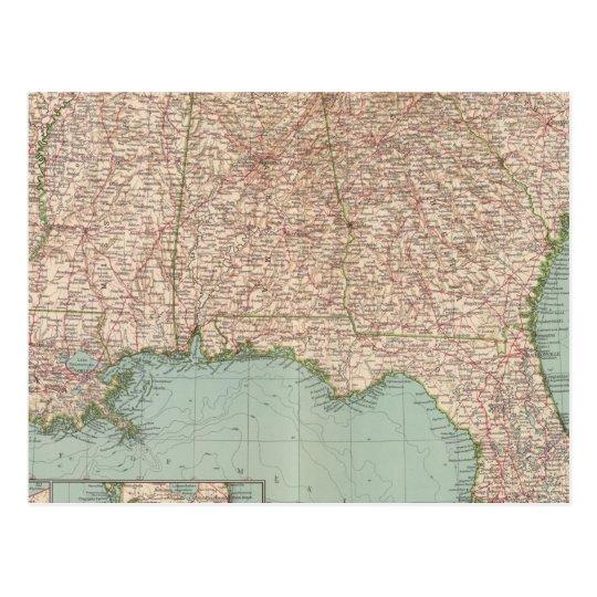 14546 arca, Tenn, La, Srta., Fla, Ala, GA, SC Postal