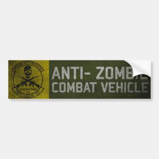 147a pegatina para el parachoques del TF del zombi Pegatina Para Coche
