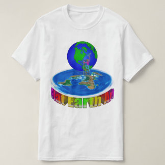 $14,95 Arte de tierra plano original del pintor Camiseta