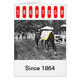150 años de tradición - 18 minutos al poste tarjeta de felicitación