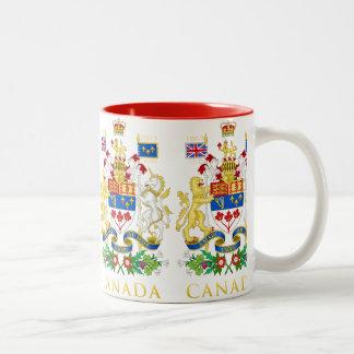 150a celebración del cumpleaños del aniversario de taza de café de dos colores