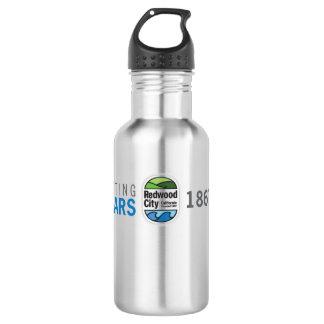 150o aniversario de Redwood City Botella De Agua