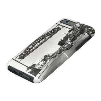 150o aniversario de Redwood City Funda Resistente iPhone 6