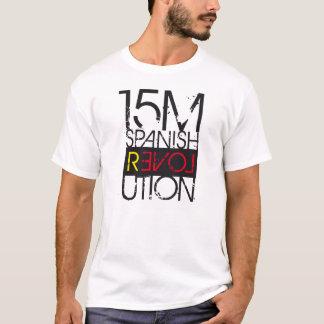 15 M SPANISH REVOLUTION CAMISETA