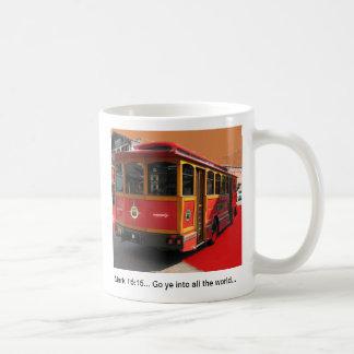 16:15 cristiano de la marca de la foto digital del taza de café