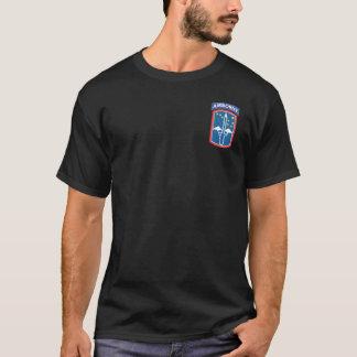 172o Camisetas de la brigada aerotransportada
