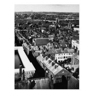 1859:  La ciudad de Boston, Massachusetts Postal