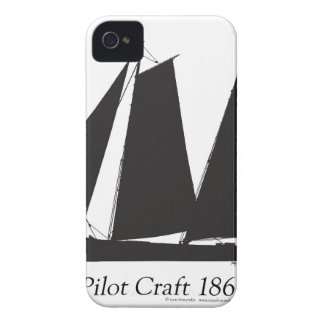 1864 arte experimental - fernandes tony funda para iPhone 4 de Case-Mate
