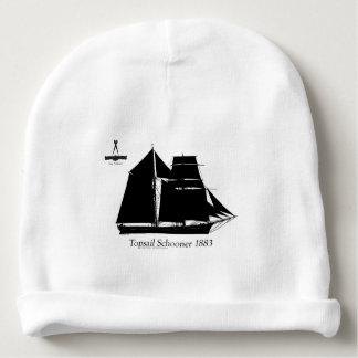 1883 schooner del topsail - fernandes tony gorrito para bebe