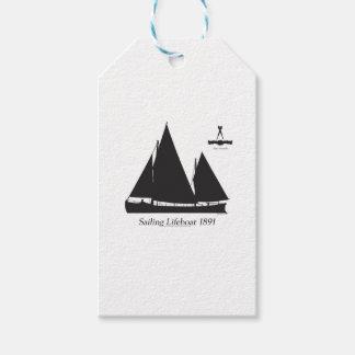 1891 botes salvavidas navegantes - fernandes tony etiquetas para regalos