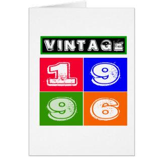 18 diseños del cumpleaños tarjetón