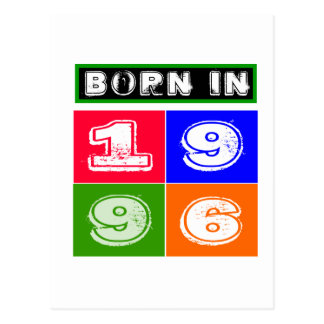 18 diseños del cumpleaños tarjeta postal