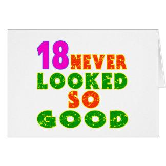 18 diseños tan buenos nunca mirados del cumpleaños tarjeta de felicitación