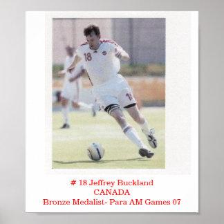 # 18 Jeffrey Buckland Posters