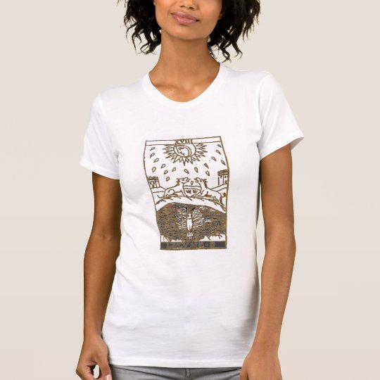 18 - La Lune (la luna) Camiseta
