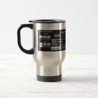 18 tazas de café inoxidables de la velocidad