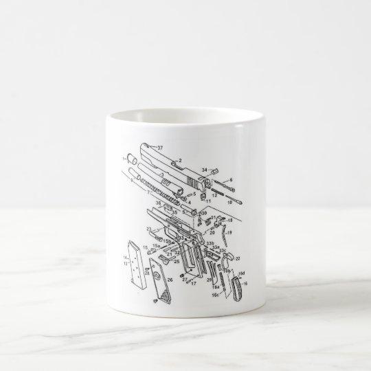 1911 porciones taza de café