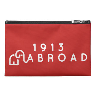 Neceser De Viaje 1913 al extranjero viaja bolso