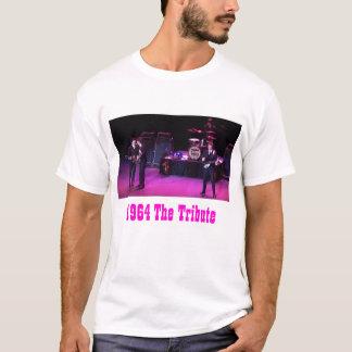 1964 el tributo (color) camiseta