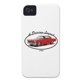 1966_nova_red carcasa para iPhone 4 de Case-Mate