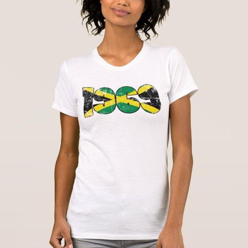 1969 - Vintage - femenino Camisetas