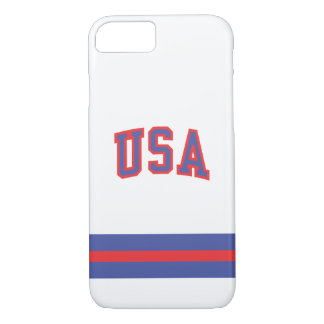 1980-USA caso del iPhone 7 Funda iPhone 7