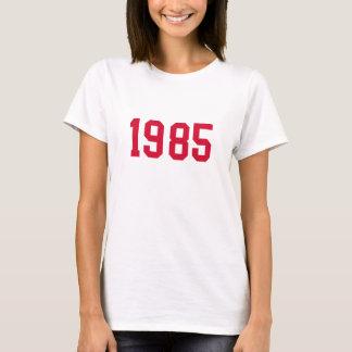 1985 CAMISETA