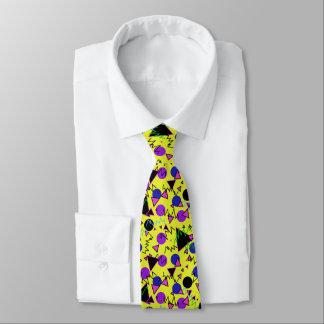 1990 geométricos intrépidos corbatas